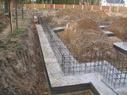 Строительство фундамента под ключ. Владимирские строители.