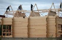 строительство домов из бруса в Владимире