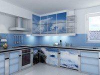 Отделка кухни в Владимире