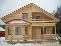 Строительство домов из бруса в Владимире. Нами выполняется строительство домов из бруса, бревен в городе Владимир и пригороде